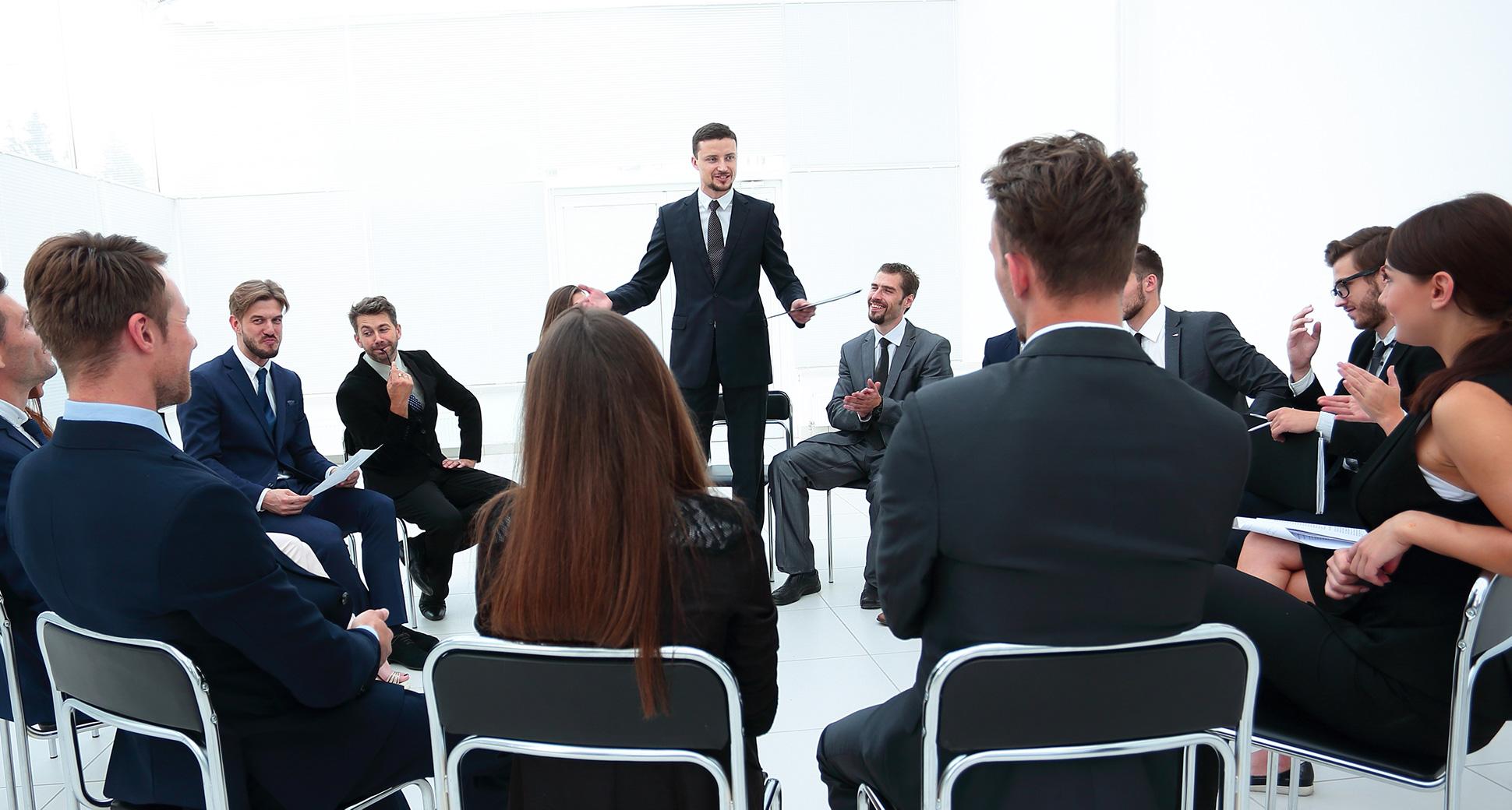 Curso de trabajo en equipo para empresas de mediación